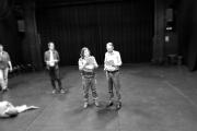 Julius Caesar (Workshop Theatre, 12 October 2021)